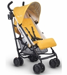 Uppababy G-Luxe Stroller 2016 Maya (Marigold/Carbon)