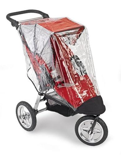 Baby Jogger Rain Wind Canopy For City Mini Single Stroller