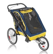 Baby Jogger Switchback Hybrid Jogging Stroller / Bicycle Trailer