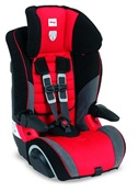 Britax Frontier Booster Car Seat in Red Rock