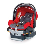 Chicco USA Keyfit 30 Infant Car Seat in Fuego