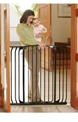 Dream Baby Extra Tall Hallway Swing Closed Security Safety Gate - 2 Free Extensions