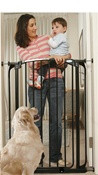 Dream Baby Value Pack - Two Extra Tall Swing Closed Security Gates - 2 Pack
