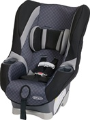 Graco My Ride 65 Convertible Car Seat in Coda