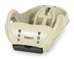 Graco Snugride Adjustable Base in Tan