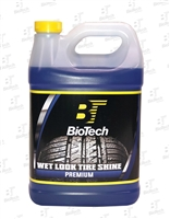 Wet Look Tire Shine Bio-Tech
