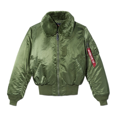 Alpha B-15 Flight Jacket - MJB23010C1
