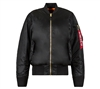 Alpha MA-1 Authentic Flight Jacket  - MJM21000C1