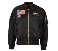 Alpha Industries MA-1 Flex Flight Jacket - MJM46600C1