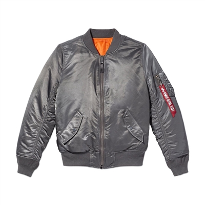Alpha Womens MA-1 Jacket - WJM44500C1