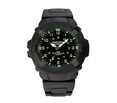 Aquaforce Watches Analog Military Tactical Watch - 24-002