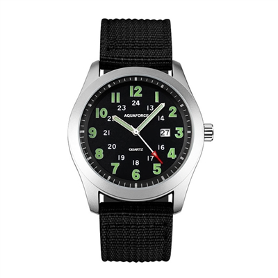 Aquaforce Watches Analog Quartz Tactical Watch 31-002