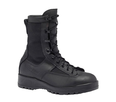 770 Belleville Boots Mens Black 8-Inch Insulated Combat and Flight Boot