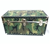 Biltmore Woodland Camo Covered Trunks - 501-CAMO