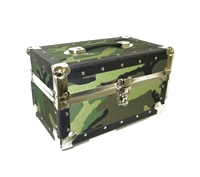 Biltmore Woodland Camo Mini Bunk Trunk M14-C