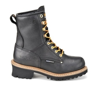 Carolina Boots Women's Steel Toe Logger Boots - CA1420