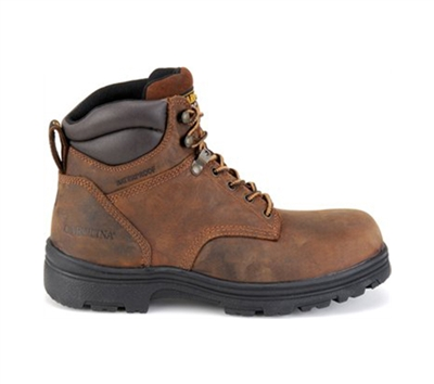 Carolina 6 Inch Waterproof Work Boots - CA3026