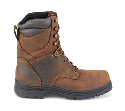 Carolina 8 Inch Steel Toe Waterproof Work Boots - CA3524