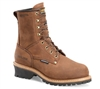 Carolina 8 Inch Waterproof Insulated Logger Boots - CA4821