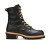 Carolina 8 Inch Steel Toe Waterproof Logger Boots - CA9823