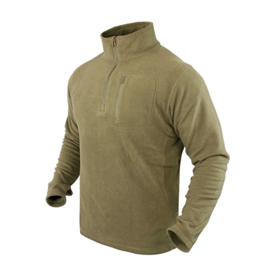 Condor Zip Fleece Pullover - 607
