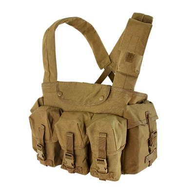 Condor 7 Pocket Chest Rig - CR
