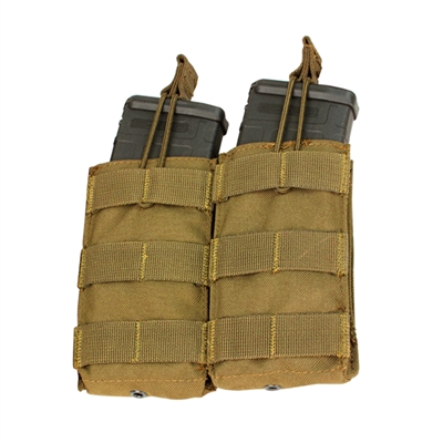 Condor Double Open Top M4 Mag Pouch - MA19