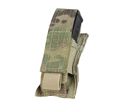 Condor Multicam Single Pistol Mag Pouch - MA32-008