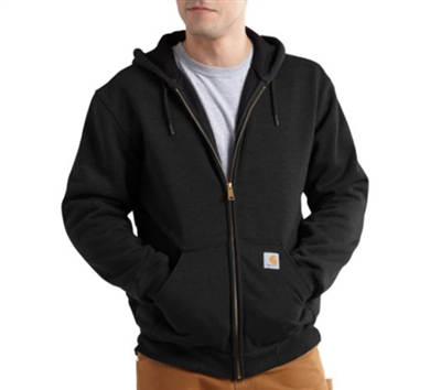 Carhartt Rain Defender Thermal Lined Hooded Sweatshirt - 100632