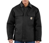 Carhartt Duck Traditional Coat Arctic Quilt-Lined - C003