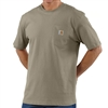 Carhartt S. Sleeve Workwear Pocket T-Shirt K87