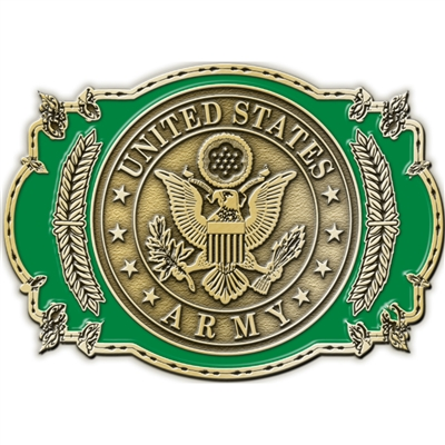 EEI US Army Belt Buckle - B0101