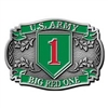 EEI Army 101st Airborn Belt Buckle - B0105