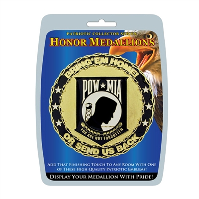 EEI POW MIA Medallion - MD0995