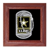 EEI Army Framed Medallion - MD1009F