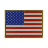Rectangle USA Flag-Pin - P60570