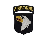 EEI 101st Airborne Eagle Patch - PM0097