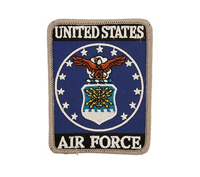 EEI Air Force Logo Patch - PM1190