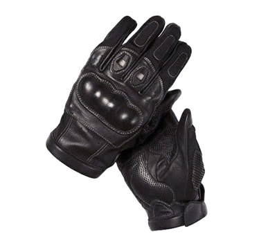 First Manufacturing Leather Gloves - FR104GL