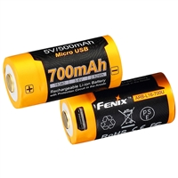 Fenix ARB-L16-700 16340 Battery