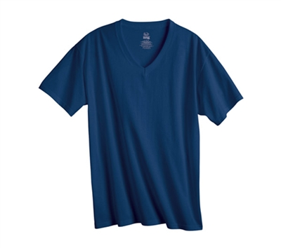 Fruit of the Loom V-Neck T-Shirt - 39VR