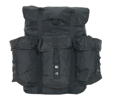 Fox Outdoor Black Medium Alice Field Pack - 54-31T