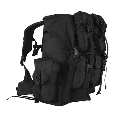 Fox Outdoor Black M16 Assault Pack - 54-61T