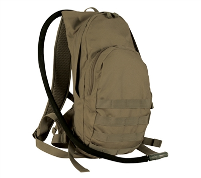 Fox Outdoor Compact Modular Hydration Backpack - 56-358