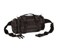 Fox Outdoors Black Jumbo Modular Deployment Bag - 56-4117