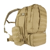 Fox Outdoor Coyote Advanced 3-Day Combat Pack - 56-468