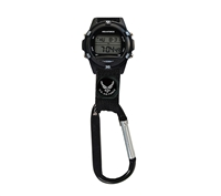 Frontier US Air Force Digital Clip Watch - 26-1D