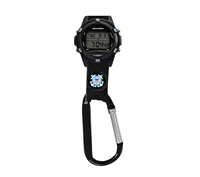 Frontier US Coast Guard Digital Clip Watch - 26-1T