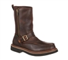Georgia Boots Side Zip Wellington Work Boots - G4124