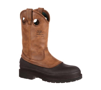 Georgia Boots 12-Inch Pull On Work Boots - G5514